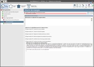 Open BIM Memorias CTE. Introducción de datos. Datos generales