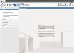 Open BIM Memorias CTE. Introducción de datos. Proyecto básico + ejecución
