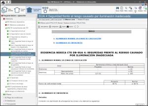 Open BIM Memorias CTE. Introducción de datos. Organización de las secciones Proyecto básico y Proyecto básico + ejecución