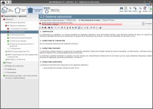 Open BIM Memorias CTE. Introducción de datos. Procedencia