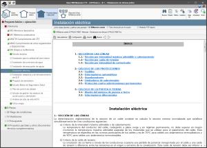 Open BIM Memorias CTE. Código de colores