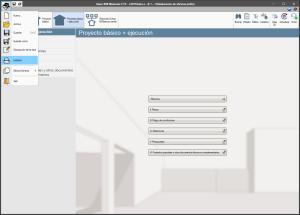 Open BIM Memorias CTE. Documentos generados